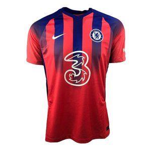 NWT Nike Chelsea FC 20/21 Third Soccer Jersey Sz M